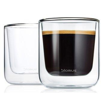 Set Of Two 7oz Glasses