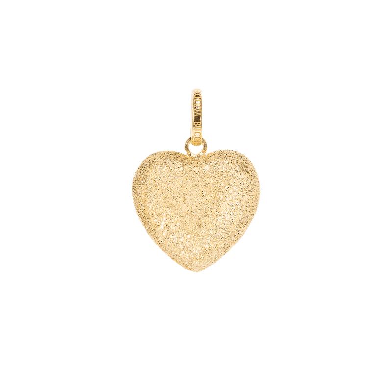 Carolina Bucci Heart Pendant