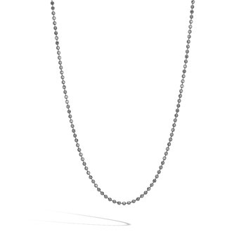 """Ball Chain Necklace 22"""""""