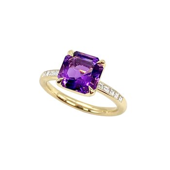 Solitarie Ring Size 7