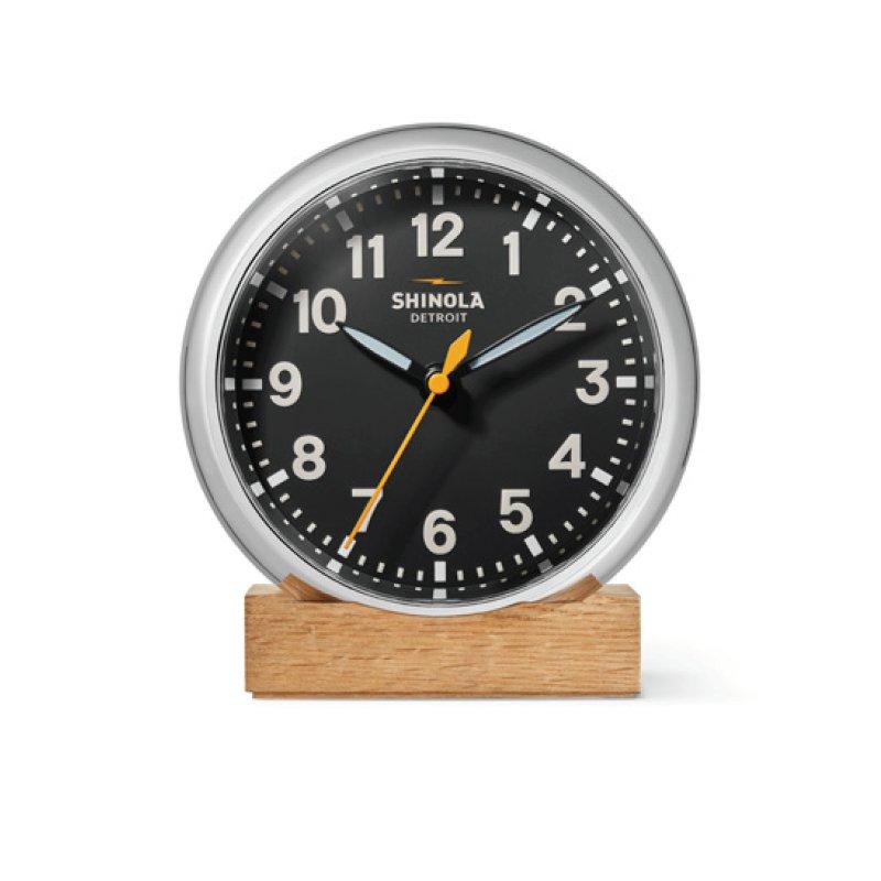 SHINOLA Desk Clock