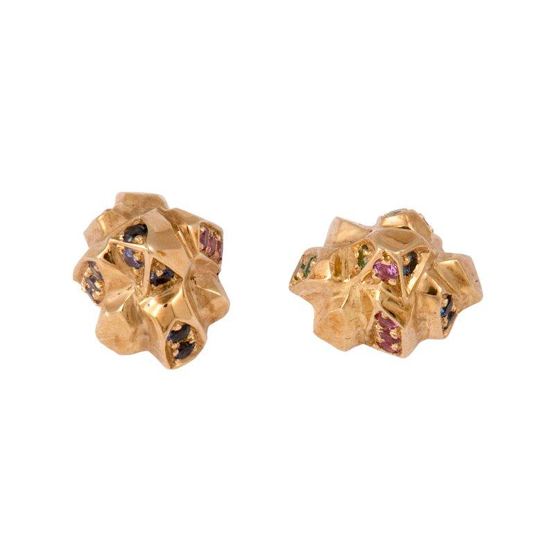 Bibi Van Der Velden Stud Earrings
