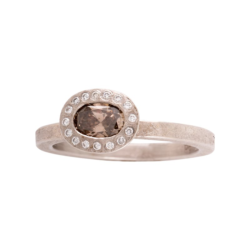 Todd Reed Solitaire ring