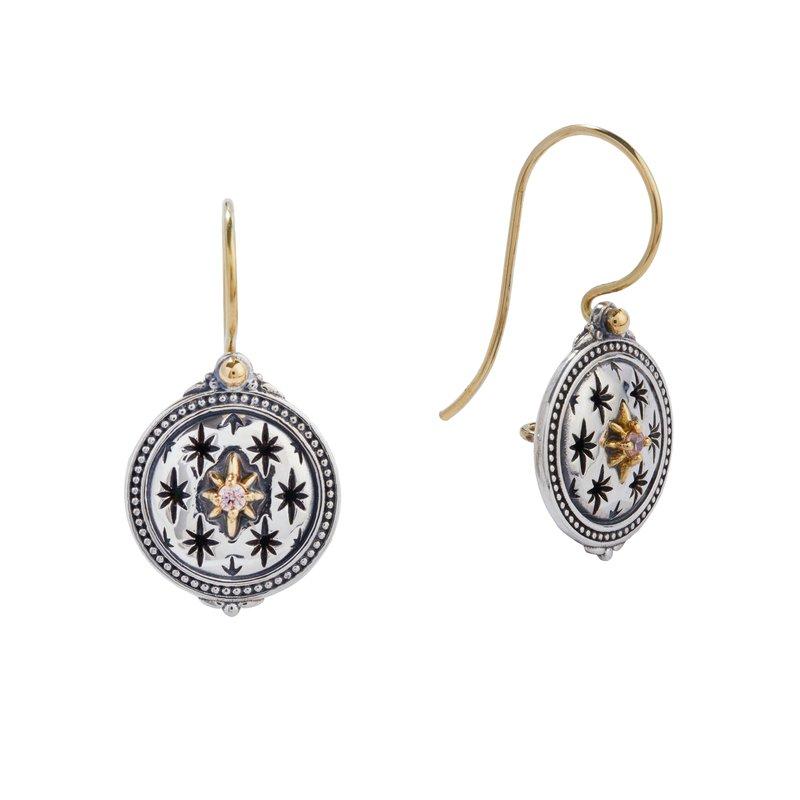 Konstantino Lone Star Earrings