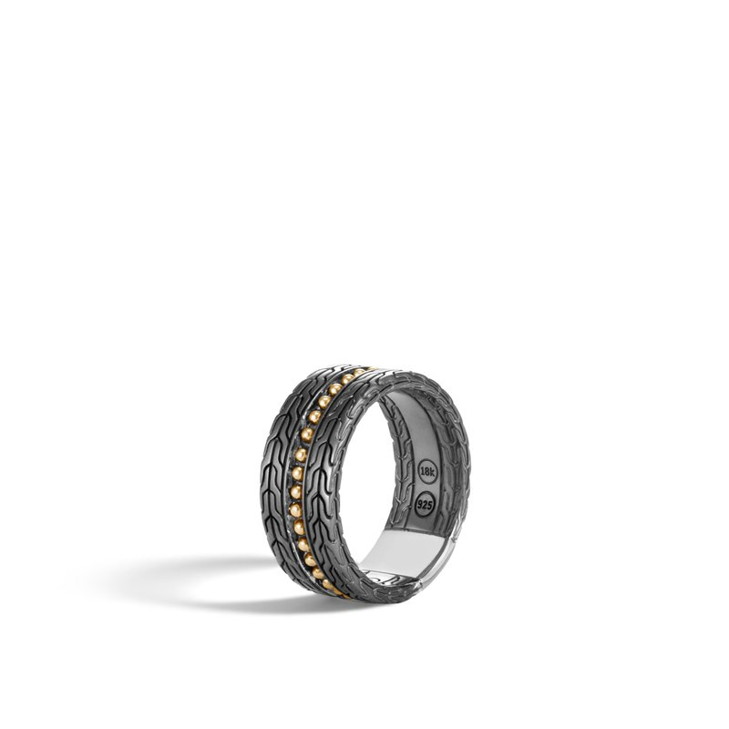 John Hardy Men's Ring Size 11