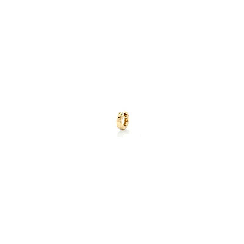 Robinson Pelham Single Plain Hoop Earring