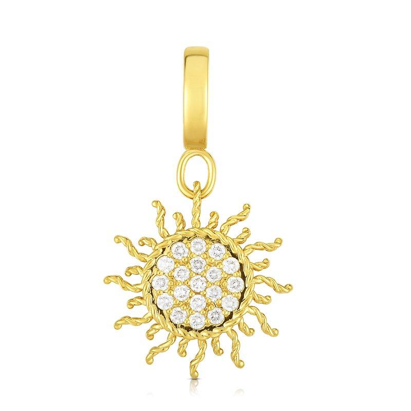 Roberto Coin Sun Charm