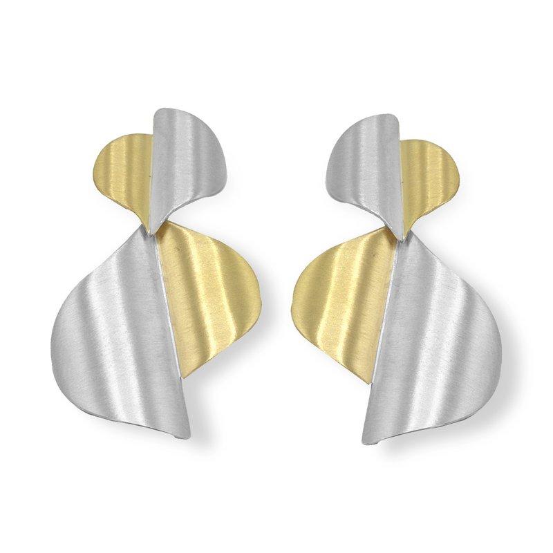 Majoral Earrings Size 45mm