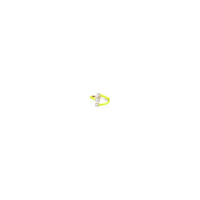 Melissa Kaye Aria Moon Ring Size 7.0