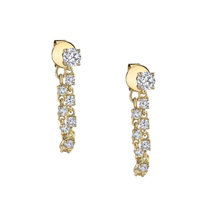 Anita Ko  Loop Earrings