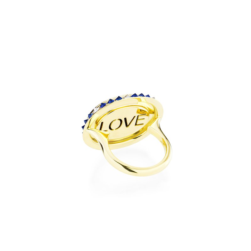 Ana Katarina Ring Size 7