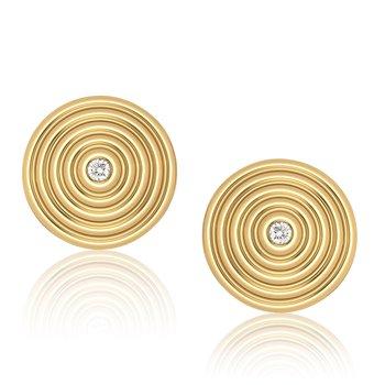 Universum Stud Earrings