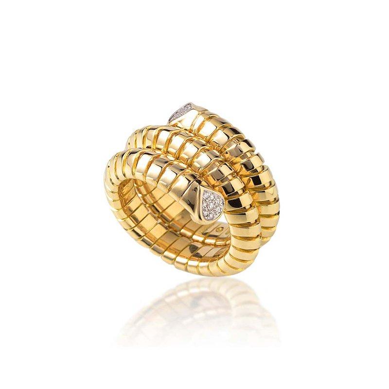Marina B Coil Ring Size 6.5