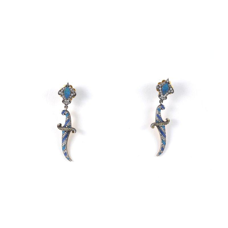 Sevan Bicakci Drop Earrings