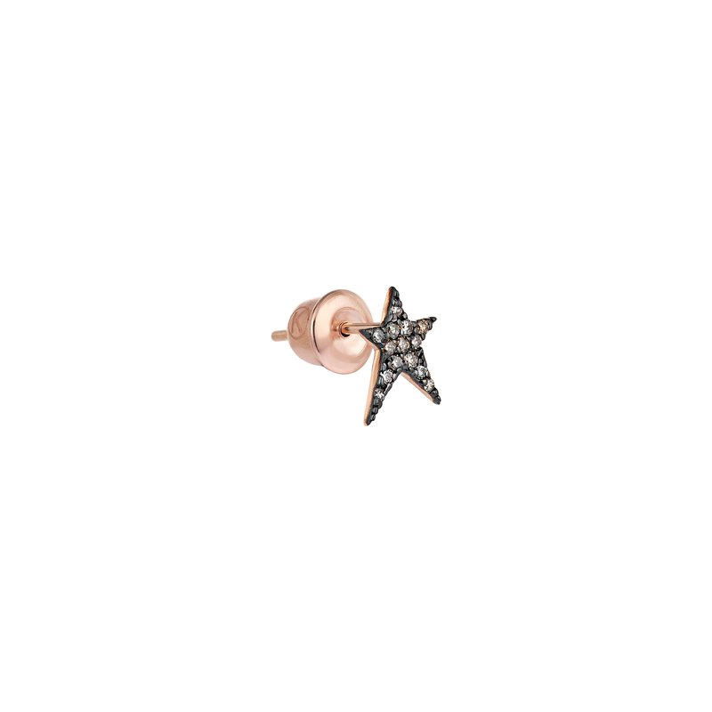 Kismet by Milka Single Stud Earring