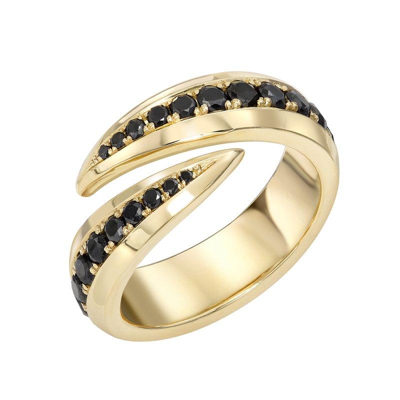 DRU Claw Ring Size 4