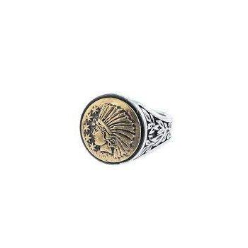 Signet Ring Size 10