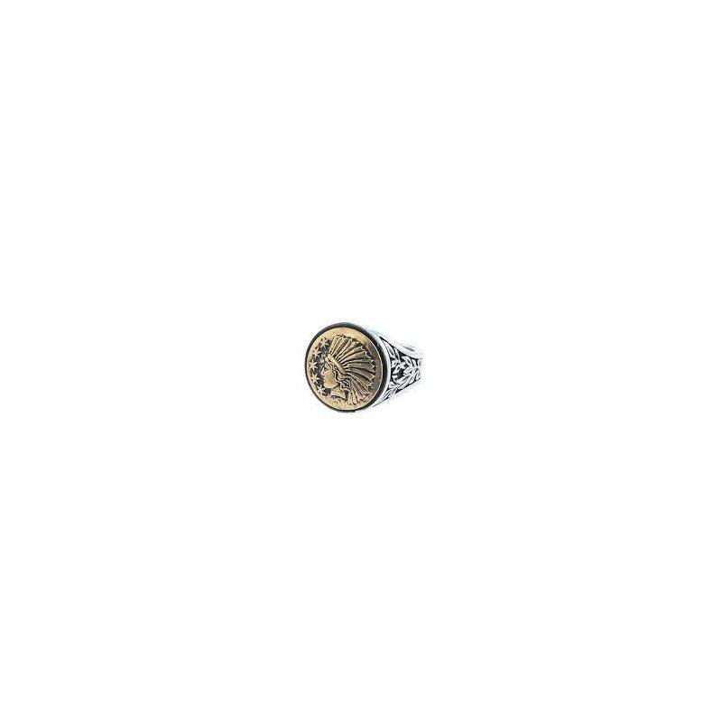 KING BABY Signet Ring Size 10