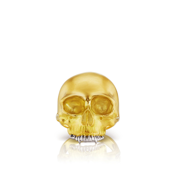 Pinky Skull Ring