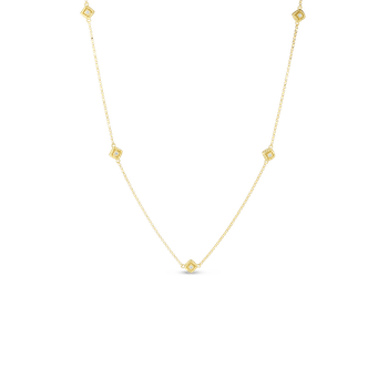 """Chain Necklace Adjustable 16 To 18"""""""