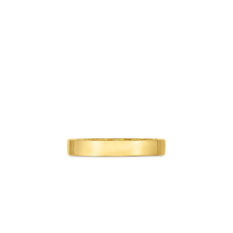 Roberto Coin Band Ring Size 7.0
