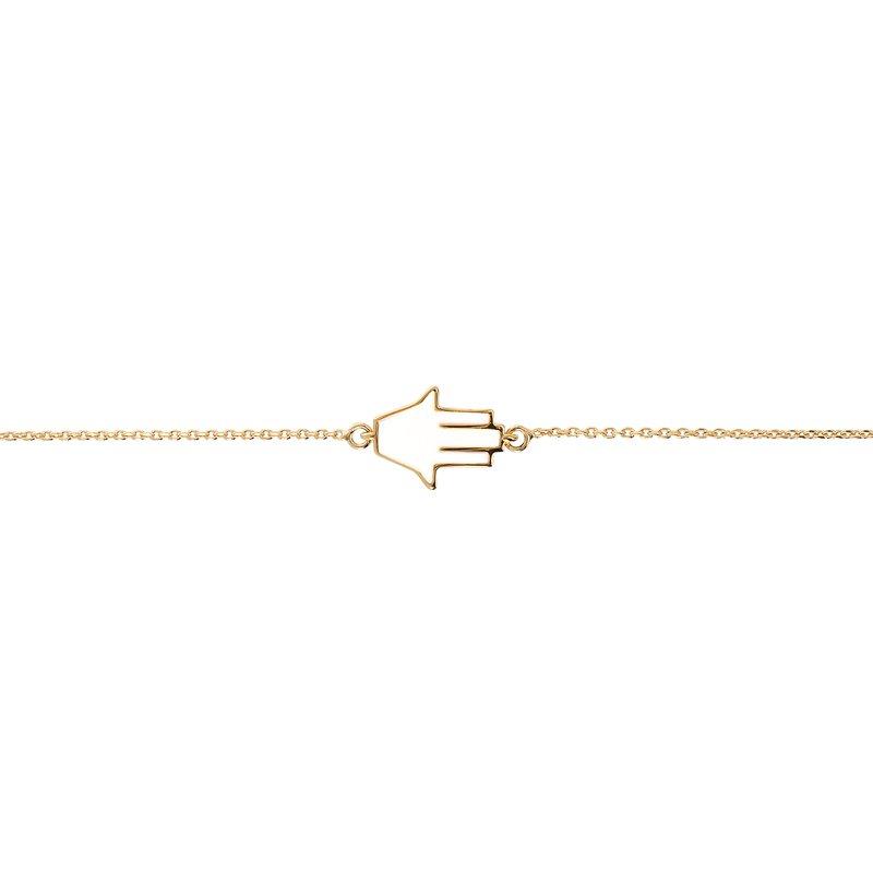 Netali Nissim Mini Hamsa Bracelet