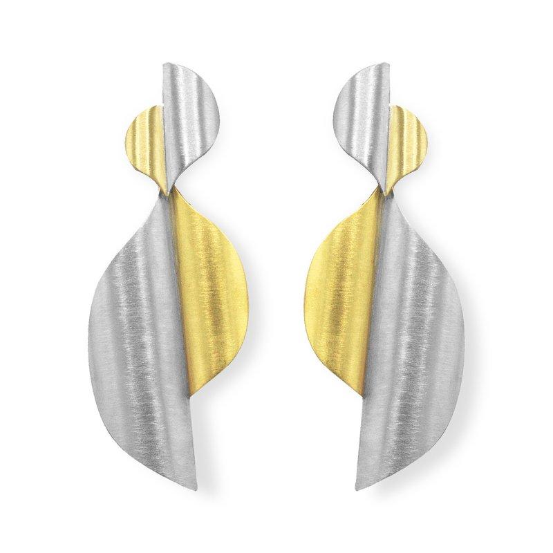 Majoral Earrings Size 65mm