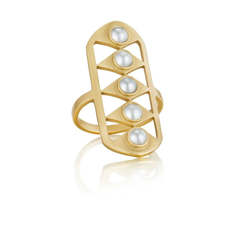 Doryn Wallach Ring Size 7