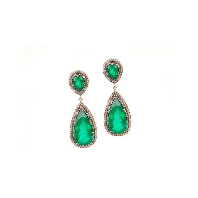 Sylva and Cie Drop Earrings