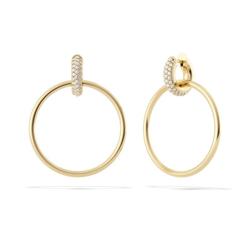 Spinelli Kilcollin Huggie Earrings