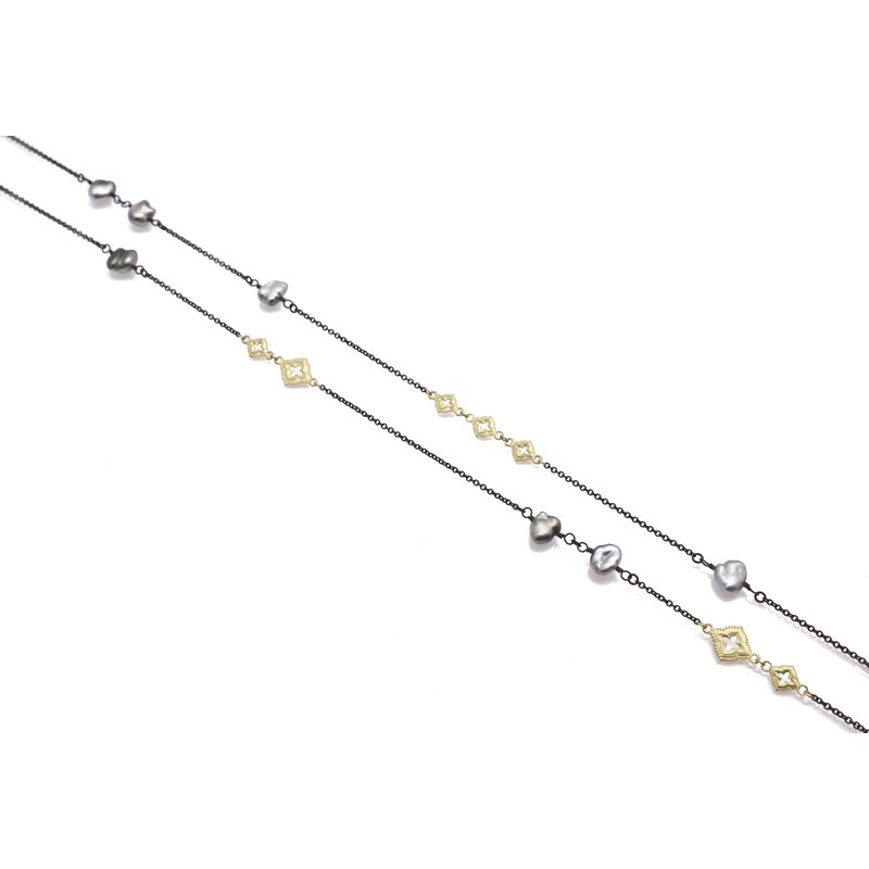 "Armenta Necklace Length 36"""