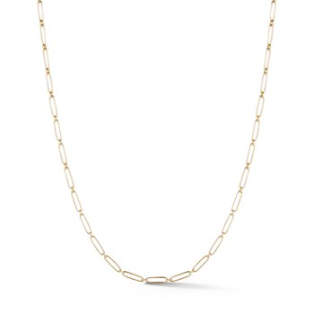 Lobster Clasp Chain Length 22""