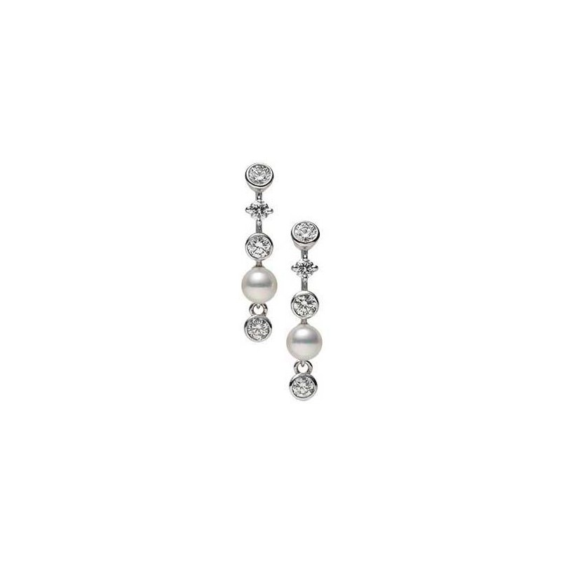 Mikimoto Earrings