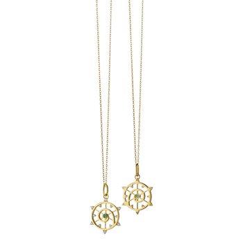 Venus Charm Necklace