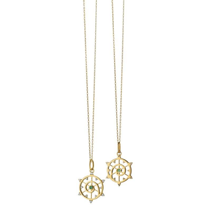 Monica Rich Kosann Venus Charm Necklace