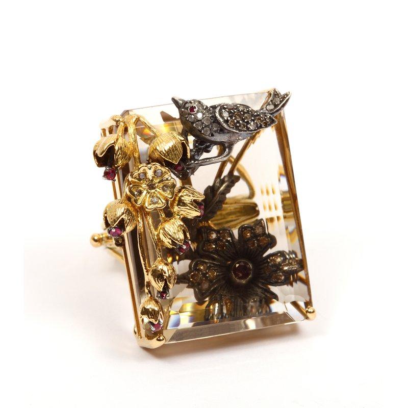 Aida Bergsen Ring Size 8