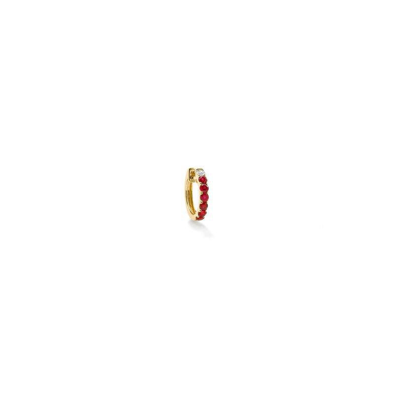 Robinson Pelham Single Hoop Earring Size 12.5mm