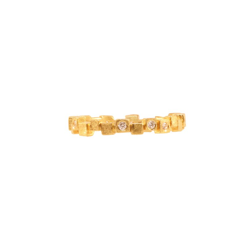 Todd Reed Band Ring Size 7.0