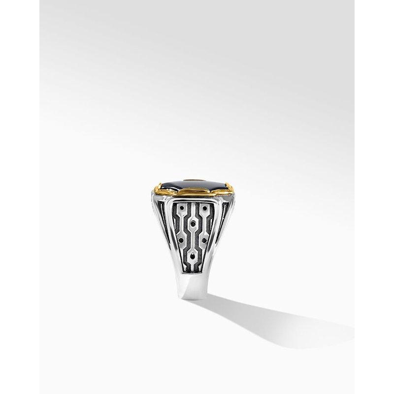 Konstantino Men's Ring Size 10