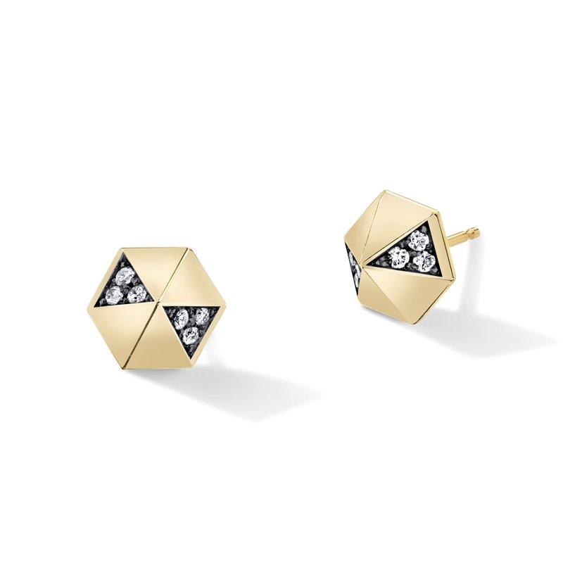 Harwell Godfrey Stud Earrings