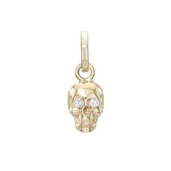 Baby Skull Pendant