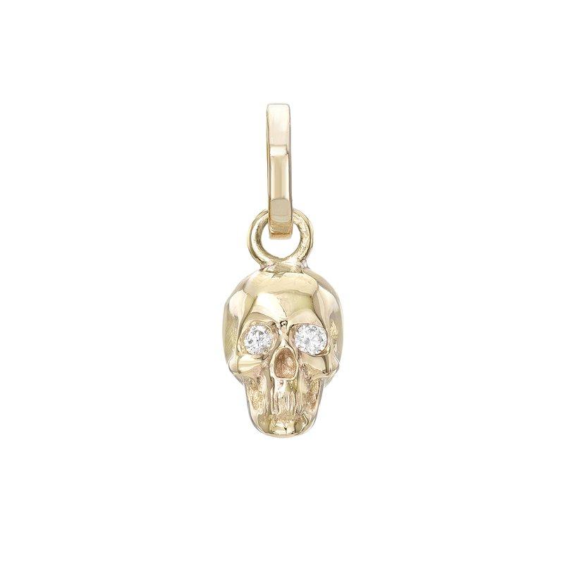 DRU Baby Skull Pendant