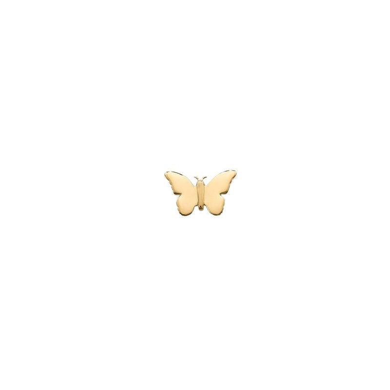 Robinson Pelham Single Butterfly Stud Earring