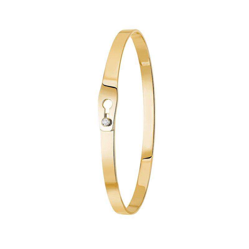 Dinh Van Bangle Bracelet
