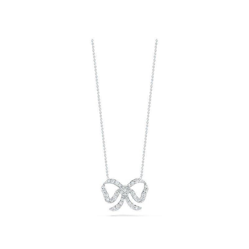 Roberto Coin Bow Necklace