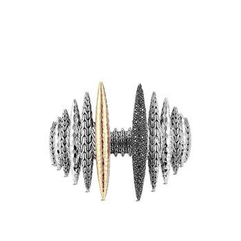 Flexible Cuff Bracelet Size Small-Medium