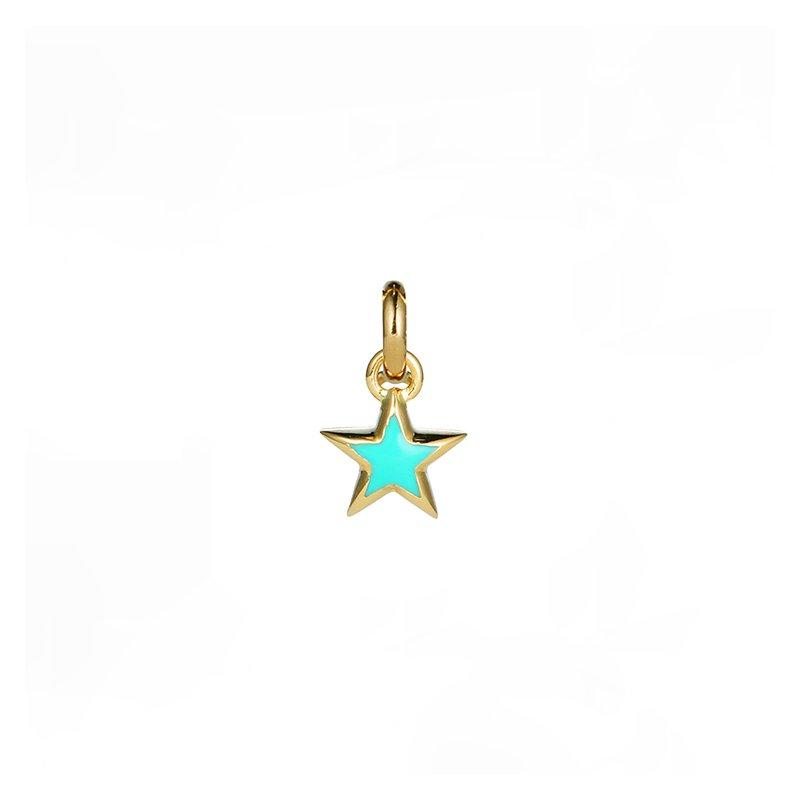 Suel Small Star Pendant
