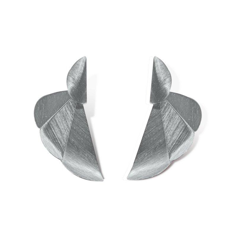 Majoral Earrings Size 70mm