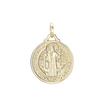 Large St. Benedict Pendant