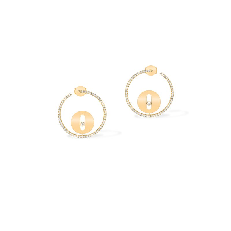 Messika Hoop Earrings